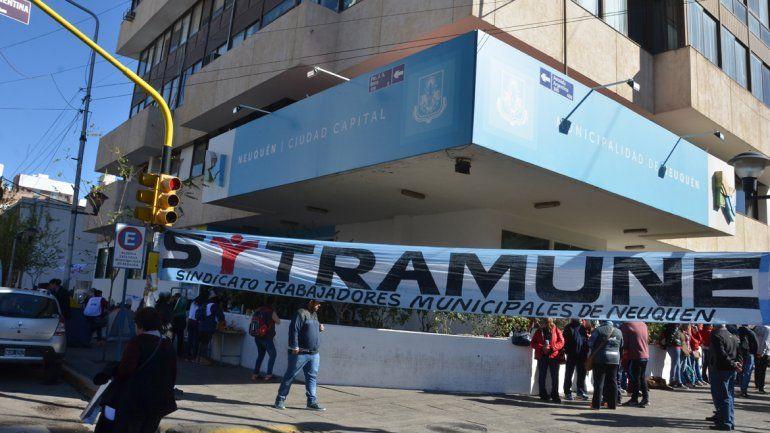 La Justicia declaró culpable al secretario general de Sitramune por cortar la calle en una protesta