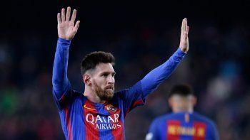messi, el futbolista que mas gana: 25 mil euros por minuto