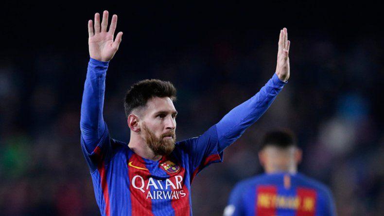 Messi, el futbolista que más gana: 25 mil euros por minuto