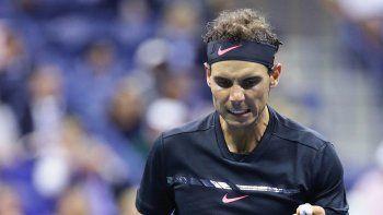Rafa Nadal quiere atrapar su 16º título de Grand Slam.