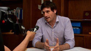 Mauro Millán, presidente del EPAS, se refirió al proyecto de la comuna.