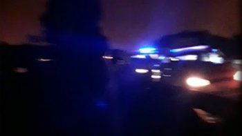 Ruta 7: la falta de luz complica el tránsito y provoca accidentes