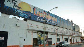 La pelea ocurrió afuera del boliche Las Palmas.