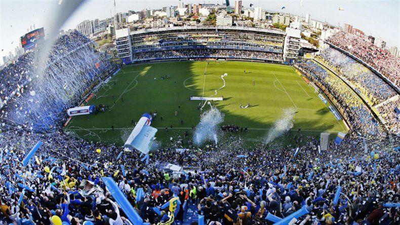 Se jugará en la Bombonera el partido de Argentina frente a Perú