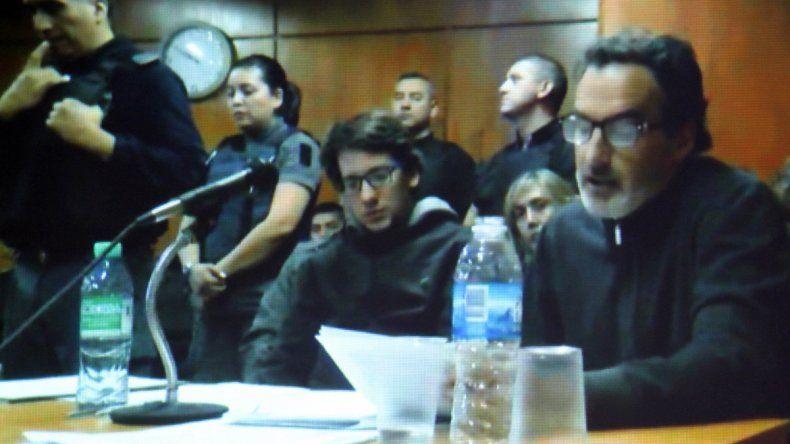 Luciano Luchino será beneficiado con una probation.