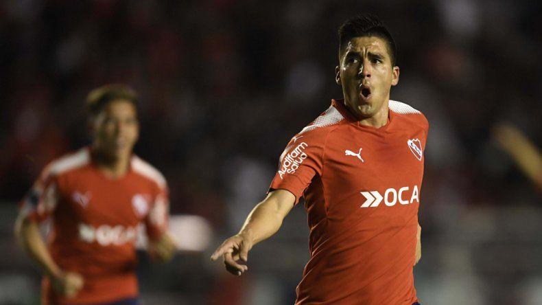 Independiente fue justo ganador en una noche que tuvo todos los condimentos de una velada copera extraordinaria. Fernández y Benítez