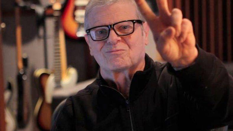 Santaolalla agradeció a Eric Clapton por confiarle la música de su documental