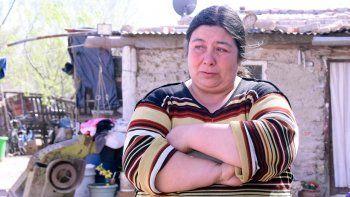 Susana, la mamá de la joven atacada y hallada semiinconsciente en el río, teme por su hija.