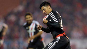 Enzo Pérez estaría desde el arranque en el Millonario.
