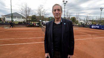Armando Cervone visitó la región con motivo de la disputa del Future. El interior es fundamental, señaló.
