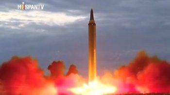 Corea del Norte lanzó un nuevo misil a Japón y sonaron las alarmas