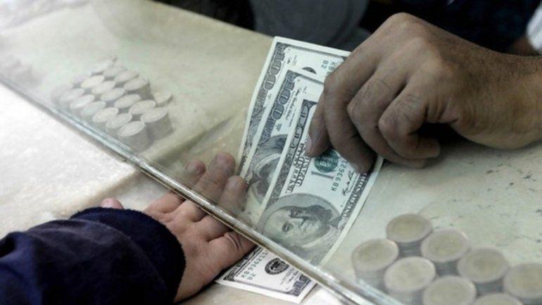 Sigue la escalada y el dólar llegó a los $ 20,36