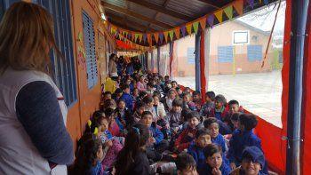 En todo el país hubo actividades para incentivar la lectura.