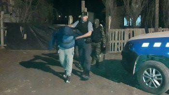 Cuatro detenidos con droga