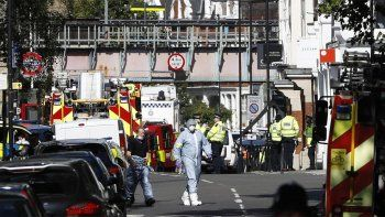 Detuvieron a otro sospechoso por el atentado en el subte de Londres