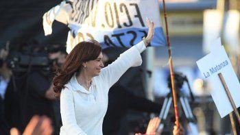 Un informe desmiente a CFK sobre los desaparecidos