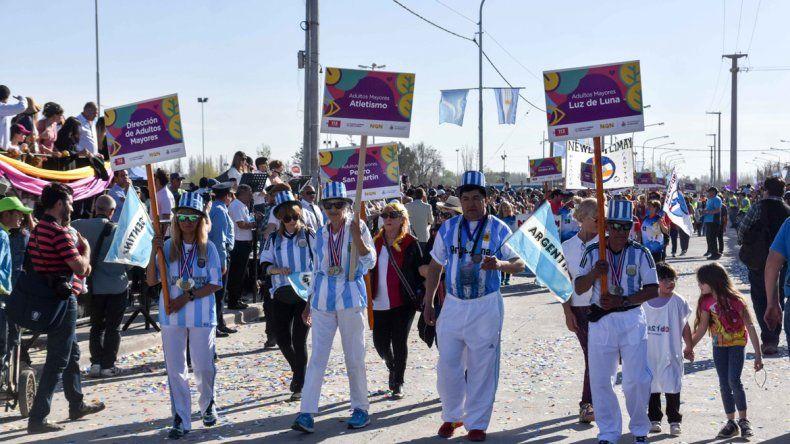 Este domingo se hace el desfile por el aniversario de Neuquén