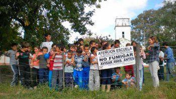Empieza el primer juicio por agroquímicos en Entre Ríos