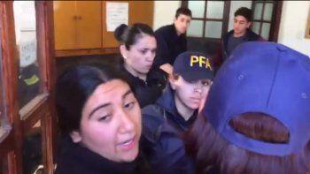 liberaron a la mujer detenida tras los allanamientos