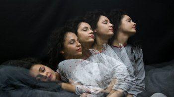 El sonambulismo es una mezcla de sueño profundo y vigilia.
