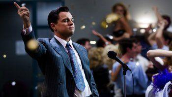 Para muchos Lobo de Wall Street tendría que haberle dado el primer Óscar a DiCaprio.