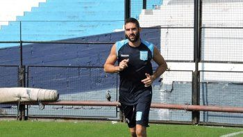 López será evaluado para elpartido contra el Corinthians.