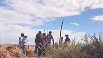 La Justicia imputó a 21 miembros de una comunidad mapuche en Tratayén.