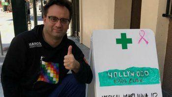 prision para un medico referente del cannabis medicinal