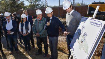 gutierrez: es una obra estrategica e historica para la ciudad