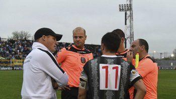 por apagon, suspendieron un partido de la copa argentina
