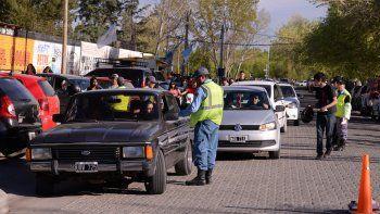 Hubo pocas multas durante el fin de semana largo de Carnaval