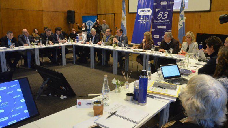 En Neuquén se discute sobre el futuro de la educación de Argentina