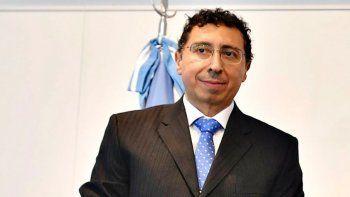 El lugar de Guido Otranto será ocupado por el juez Gustavo Lleral.
