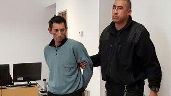 Jesús Candia es el único acusado del doble crimen de Plaza Huincul.