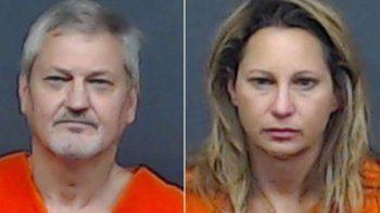 Los Wright, detenidos por abandono infantil, pueden ir 10 años presos.