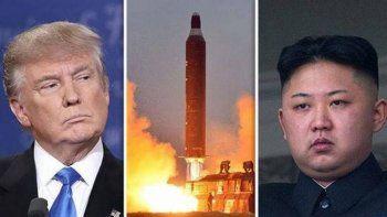 Cada vez más peligroso el cruce entre EE.UU. y Corea del Norte.
