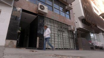 La audiencia se realizó ayer en las salas penales de calle Yrigoyen 175.