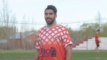 Cataldi debutará en la defensade Independiente.
