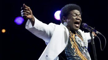Murió el legendario cantante del soul Charles Bradley