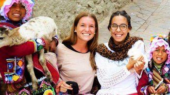 María José Coni, de 21 años, y Marina Menegazzo, de 22, fueron asesinadas el 22 de febrero de 2016 en el balneario de Montañita, en Ecuador.
