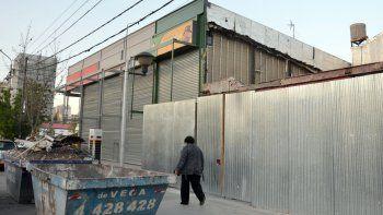 La quiniela robada queda en Avenida Olascoaga al 200, en pleno centro de la ciudad.