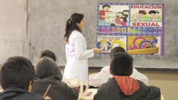 Desde el Gobierno señalaron que la educación sexual aún genera temores.
