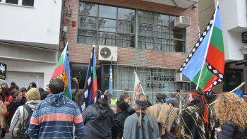 Acusan miembros de la comunidad Campos Maripe por usurpación