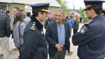 El barrio Villa Ceferino ya cuenta con su nueva posta policial