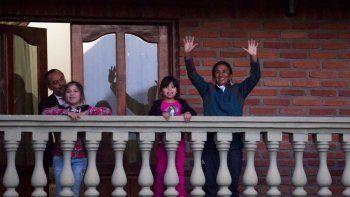 La líder social estaba detenida en su casa de El Carmen desde hace un mes.