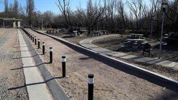 Gutiérrez inaugurará hoy el paseo costero de Centenario