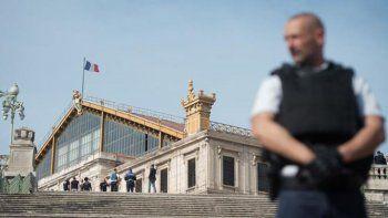 Dos muertos en presuntoataque terrorista en Marsella