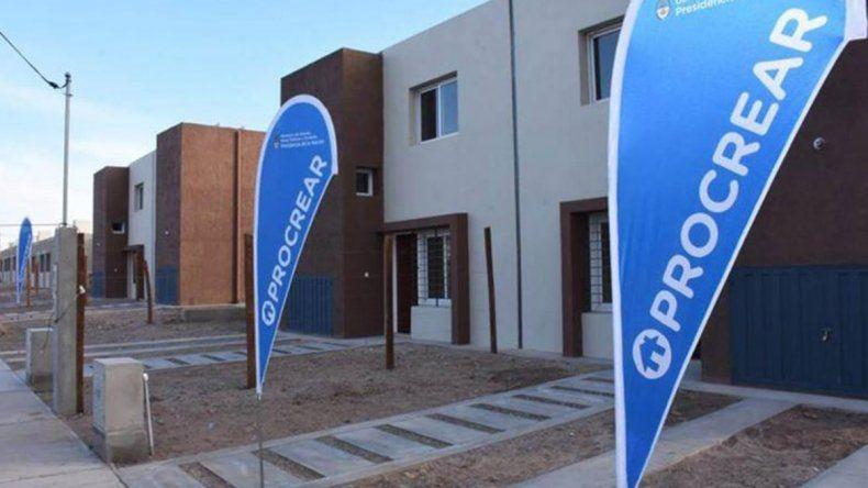 Procrear: abrieron la inscripción para 2500 viviendas en todo el país