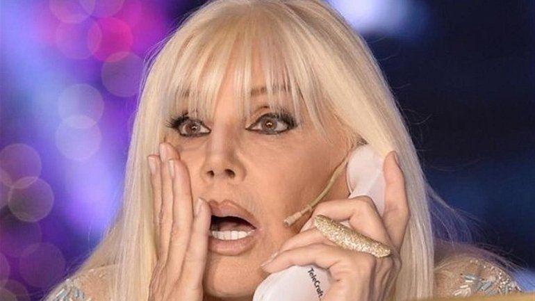 Susana se complicó sola en la causa que tiene con Maradona