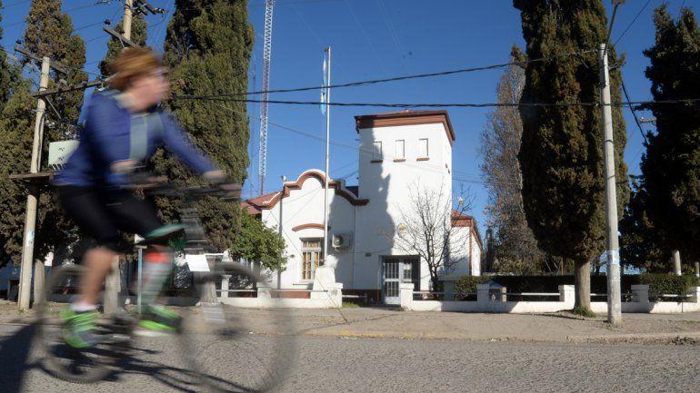 El incidente ocurrió en el barrio El Chacay. Intervino Comisaría Séptima.